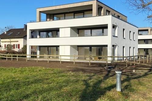 Neubau in Hard - Traumhafte 3 Zimmer-Wohnung mit Blick ins Grüne!