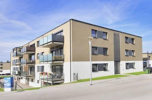 Neuwertige u. barrierefreie Mietwohnung mit Lift und Parkplatz, ohne Balkon - in Bad Hall!