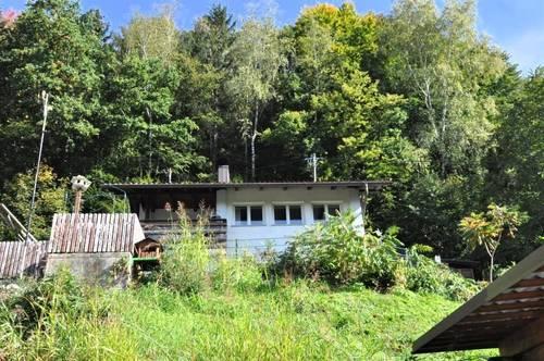 Häuschen in sonniger Hanglage im Ennstal - leistbares Eigenheim in Ternberg, nahe Steyr