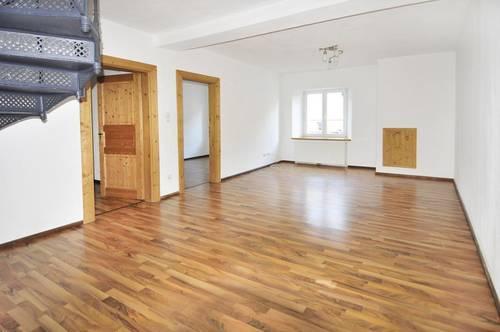 Wohnung mit Küche und Gemeinschaftsterrasse in Steyr Unterhimmel - die Natur vor der Haustüre!