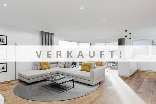 Verkauft - Wohnprojekt LEITNERBERG - Wohnen mit Ausblick I Top 4
