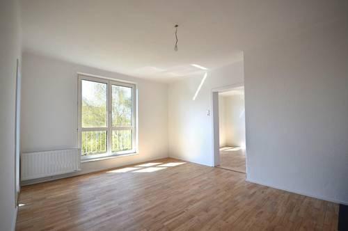 ZENTRUM MITTE LEHEN | Provisionsfrei... Generalsanierte 3-Zimmer-Wohnung in der obersten Etage mit Parkblick