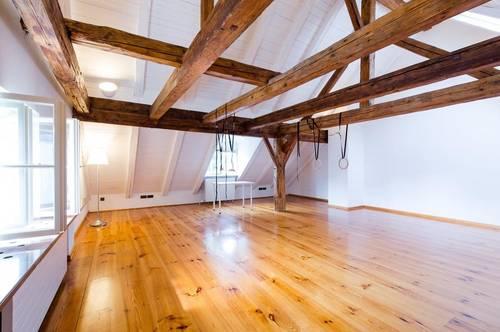 MÜLLN   Wohnkomfort mit historischem Charakter – Top 2
