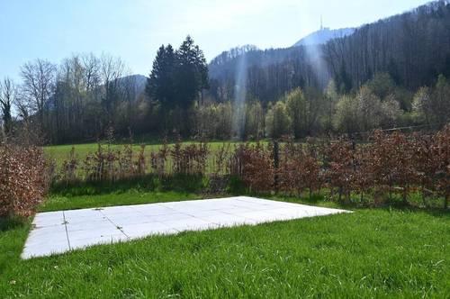 THE VIEW² | Wohnen über Salzburg | 2,5-Zimmer-Balkonwohnung mit Gartenteil & Grünblick | 5N_T8