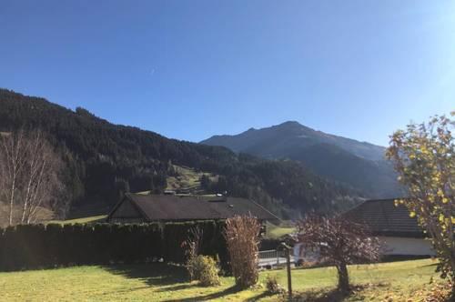 Wohnung in exklusiven Zweiparteienhaus in Jochberg mit  Garten