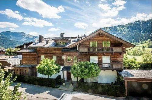 Wohnung im Landhausstil in Reith bei Kitzbühel