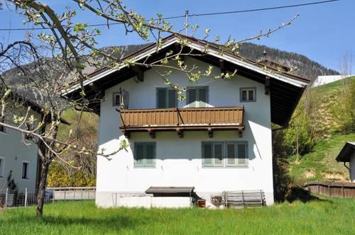 Älteres Einfamilienhaus in Fieberbrunn in Bestlage