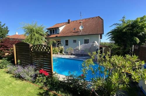 3721 Limberg, Haus, 6 Zimmer, Garten, Keller, Pool. Biotop, Carport, viel Platz im grünen!