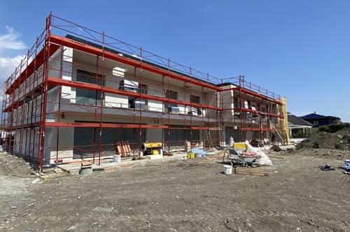 Spillern Reihenhaus, Bezugsbereit Juli/August 2021, 5 Zimmer, 163m² Wohnfläche, Garten 96m², Loggia, Terrasse