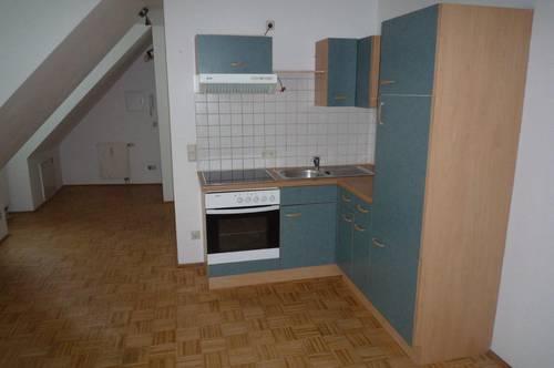 PROVISIONSFREIE 26,28m² Wohnung - oberstes Dachgeschoss - KARAWANKENFERNBLICK - im Süden Klagenfurts