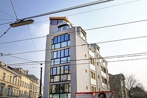 moderne 3 Zimmer Maisonette nähe Privatklinik Döbling