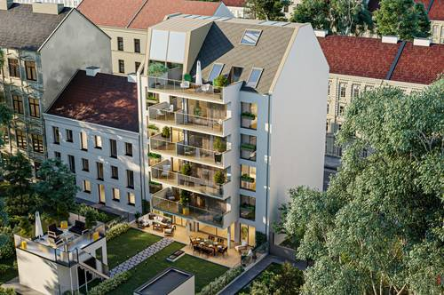 KLOPSTOCK - Großzügige DG - Maisonette mit großer Galerie - NEUBAU