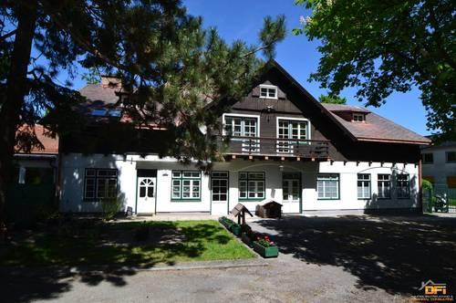 ALTE KNÖDELHÜTTE: Herrschaftliches Anwesen mit traumhaftem Garten und Altbaumbestand - 3D Besichtigung