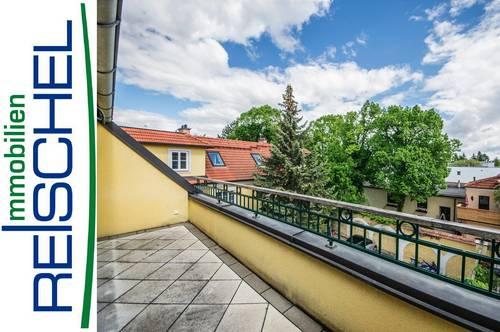 Perchtoldsdorf Zentrum - Maisonette mit Terrasse