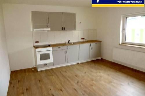 <b>54 m² Mietwohnung in einen 3-Parteienhaus im Zentrum!</b>