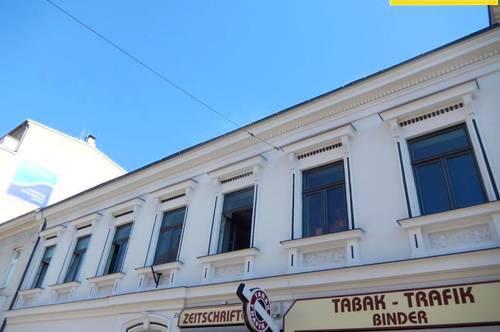 <b>Top-Mietwohnung mit Dachterrasse im Stadtzentrum</b>