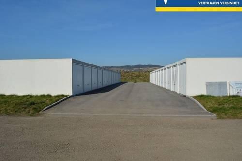 <b>Mietgaragen und Lagerplätze in St. Pölten Land!</b>