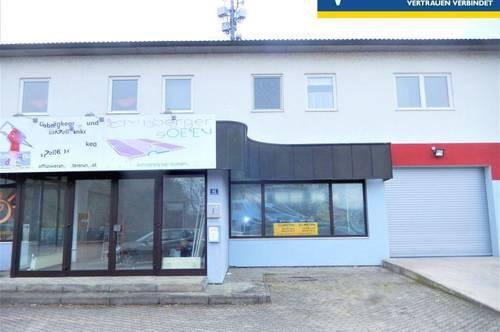 <b>Büros - Geschäftsraum - Lager - Werkstatt</b>