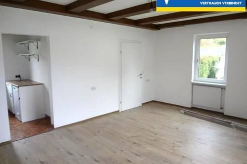 <b>ca. 49 m² Mietwohnung in einen 3-Parteienhaus im Zentrum von Zeillern!</b>
