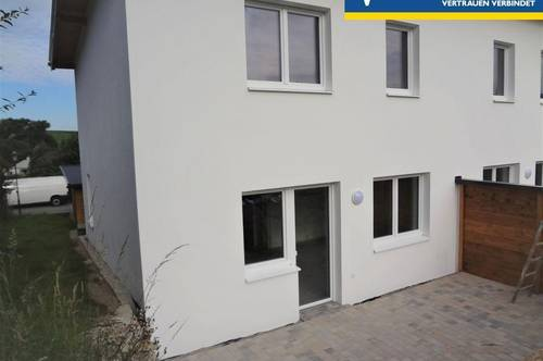 <b>Neubau - Erstbezug - Doppelhaushälfte zu mieten Top 2</b>