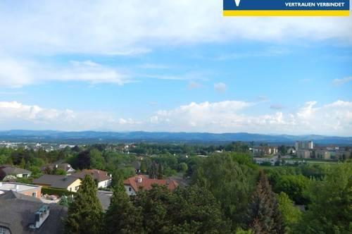<b>Schöne, helle 90 m² Mietwohnung mit Loggia und Fernblick!</b>