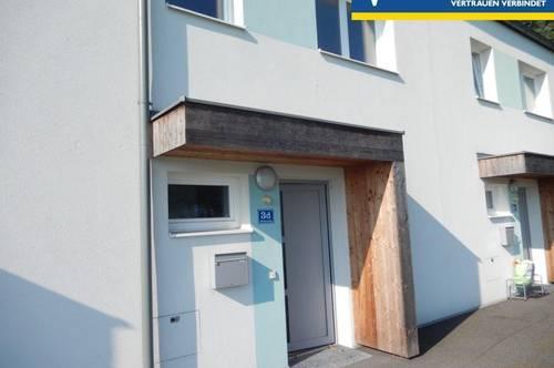 <b>Gefördertes Reihenhaus mit Eigengarten - Provisionsfrei für den Mieter</b>