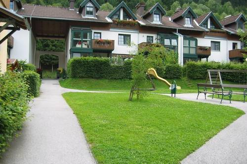 Gemütliche, geförderte 4-Zimmer Familienwohnung in Eben! Mit hoher Wohnbeihilfe oder Mietzinsminderung