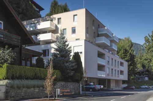 Geförderte 3-Zimmer Mietwohnung mit Tiefgarage und Balkon