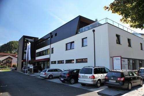 Ordinations- und Geschäftsfläche im Gesundheitheitszentrum Golling
