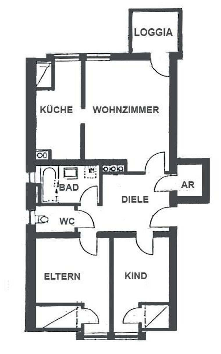 Wohnungsplan_Top 12