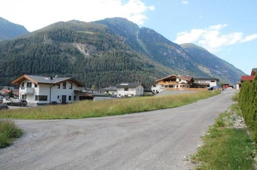 Baugrundstück mit Panoramablick