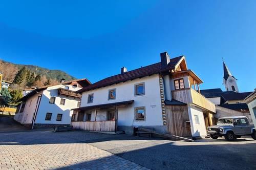 Aus Alt wurde Neu Bauerhaus mit Tradition