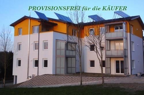 Sonnige Neubau Wohnung mit Tiefgarage, Provisionsfrei!