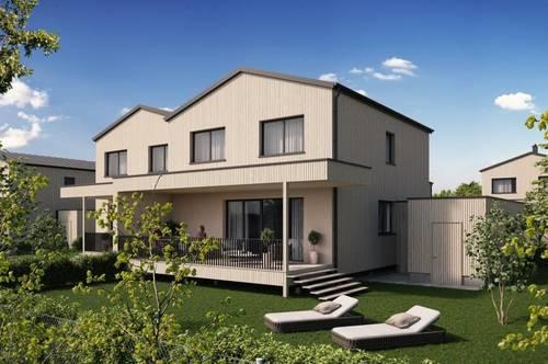 HOLZBAU CHALET SCHLOSSPARK H1 - nachhaltiges Landleben und Homeoffice unter einem Dach - Classic