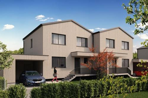 HOLZBAU CHALET SCHLOSSPARK H5 - nachhaltiges Landleben und Homeoffice unter einem Dach - Classic