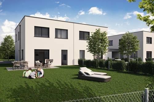 EINFAMILIENHAUS - SINNESREICH - H2 inkl. 2 PKW-Abstellplätze und großer Gartenfläche