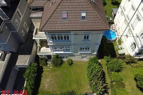 Jahrhundertwende Villa zur flexiblen Nutzung in Top Lage!