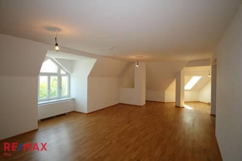 Erstbezug über den Dächern von Klagenfurt- Exklusiv wohnen im Altbau