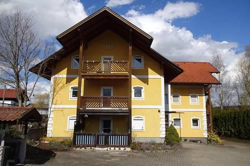 gemütliche 2-Zimmer Mietwohnung mit Balkon in Moosbach