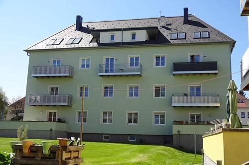 helle 2-Zimmer-Mietwohnung in ruhiger Lage in Ried im Innkreis