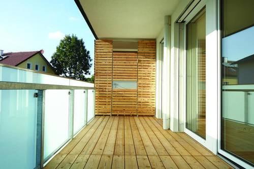 hochwertige teilmöblierte 2-Zimmer-Wohnung mit sonniger Loggia in zentraler Lage