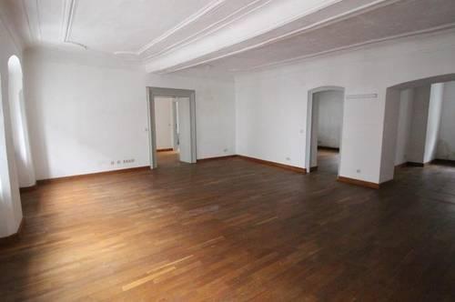 3-Zimmer-Mietwohnung mit Altbau-Charme im Zentrum von Grieskirchen