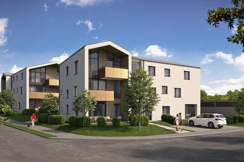 Wohnen am Attersee - Lebenswertes Weyregg - smarte 2-Zimmer-Wohnung mit Balkon