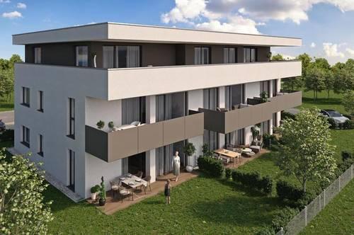Neu im Angebot - Spitzerhöhe Tumeltsham - smarte Eckwohnung mit Garten Top3