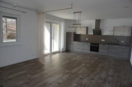 Neuwertige 3-Zimmer-Eigentumswohnung mit großer Loggia Nähe Ried/I.