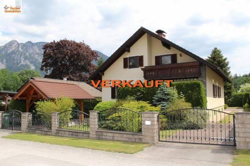 *** VERKAUFT *** sofort bezugsfertiges Wohnhaus mit Bergblick
