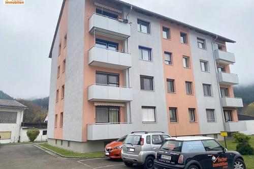Gepflegte, ruhige Eigentumswohnung mit Balkon in Zentrumsnähe