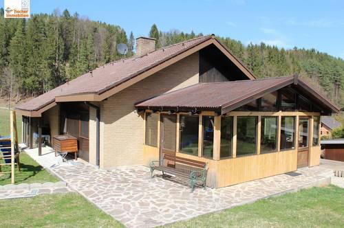 Wohnhaus in naturverbundener Lage