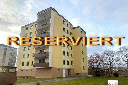 ***RESERVIERT*** Mietwohnung im 2.Stock am Stadtrand von Neunkirchen