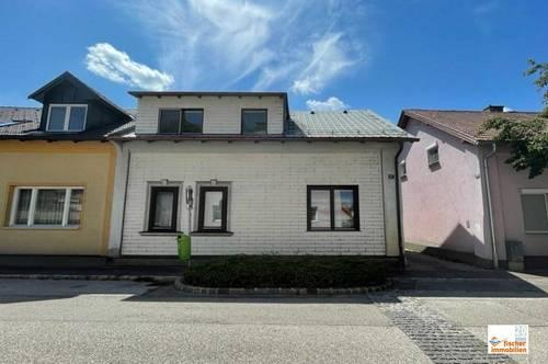 sanierungsbedürftiges Wohnhaus mit 2 Wohneinheiten
